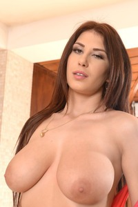 Ayda Swinger With Big Natural Boobs Getting Fucked