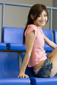 Young Asian Beauty Rika Sato