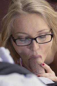Staci Carr Sexy Secretary Fucked Hard