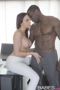 Chanel Preston Fucked By Big Black Cock
