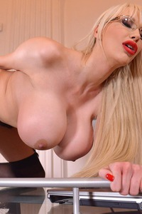 German Blonde Yasmin Scott