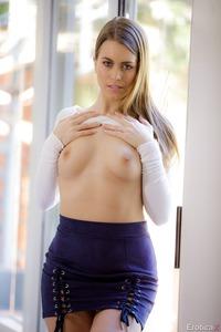 Erotic Model Jill Kassidy Take Off Her Panties