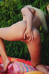 Blonde Teen Angel Lisa Dawn