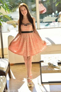 Aeris In Summer Dress Fruit Stuffing