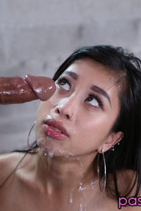 Naughty Busty Jade Kush Knows How To Get Cum
