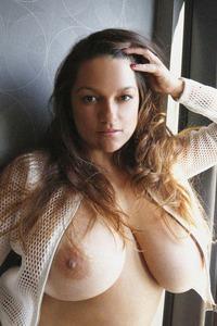 Natural Big Titted Monica Mendez
