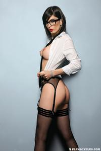 Oana Melinda Kutasi Ready For Interrogation
