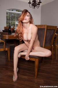 Playboy Beauty Caitlin McSwain