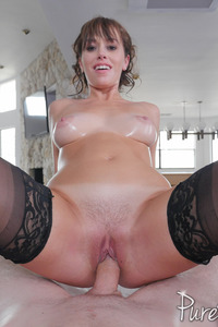 Alana Cruise In Pampered 9 To 5