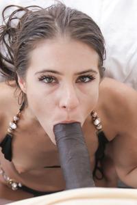 Sexy Slim Tara Ashley Fucks With Black Cock