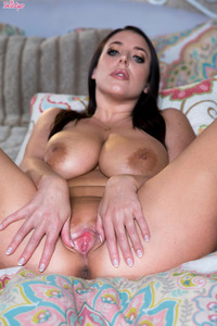 Busty Angela White Loves Getting Nude