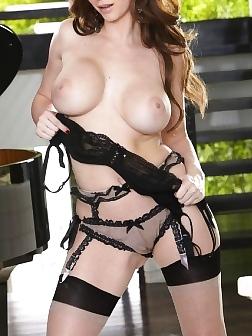Emily Addison Satisfy Arousal