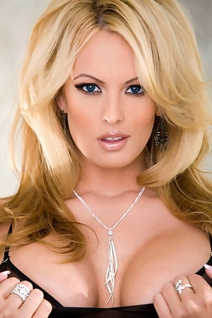 Stormy Daniels Gorgeous Busty Blonde Babe