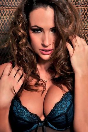 Anastasia Harris Glamour Brunette