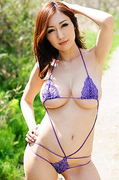 Busty Asian Babe Julia