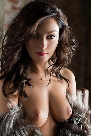 Alexandra Tyler All Natural Brunette