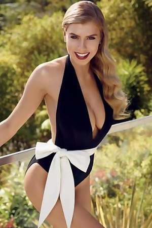 Busty Beauty Charlotte McKinney