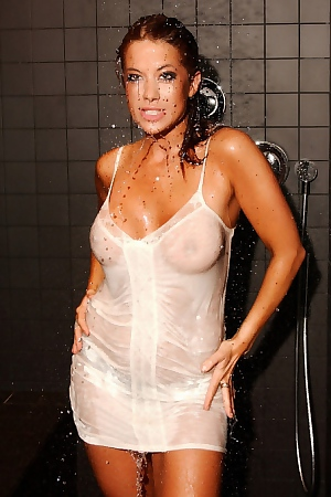 Wet Girl Carmen Terrell