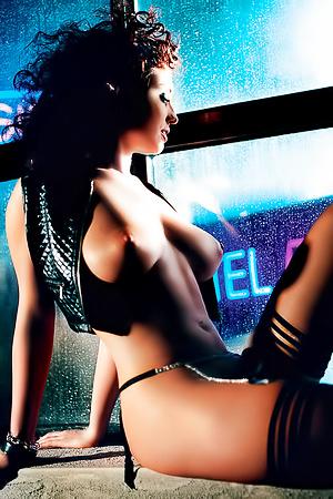 Model Ewa Wodzinska Posing Nude For Playboy Poland