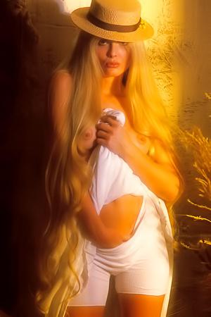 She Is Debra Jo Fondren, All Natural Classic Vixen