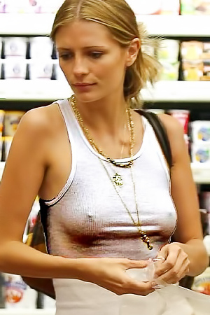 Famous Actresses And Models Having Erect Nipples