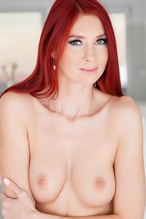 Czech Redhead Kattie Gold
