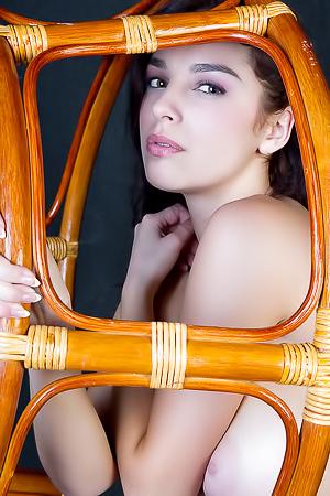 Evita Lima Busty Teen Waiting For Cock