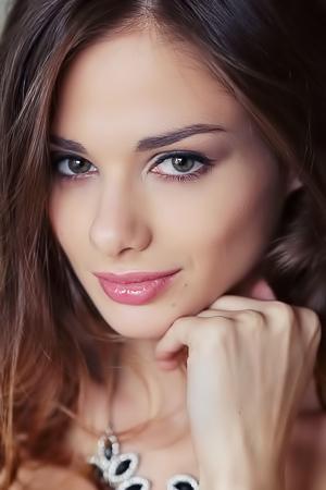 Loretta A Beauty Face