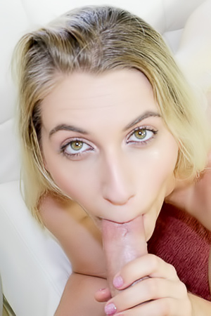 Niki Snow In Ice Cold Cock Sucking