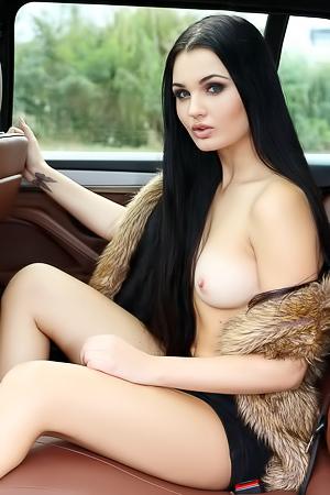 Celeste T - Comfort in the Car