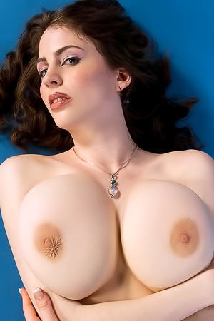 Lillian Faye with Big Naturals