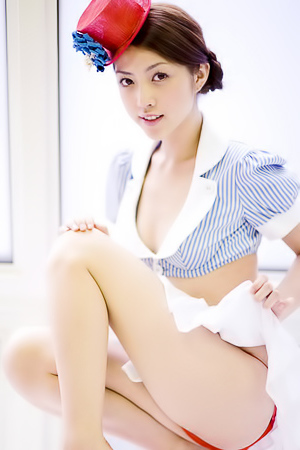Beauty Azusa Togashi