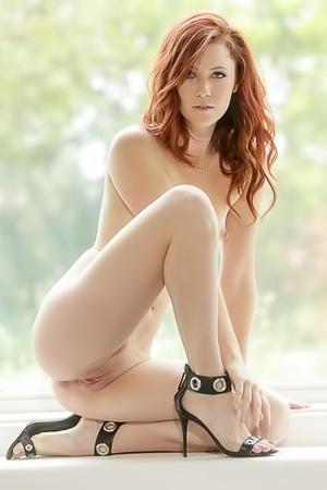 Redhead Dream Babe Strips