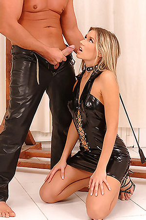 Cherry Jul In Bondage And Submission