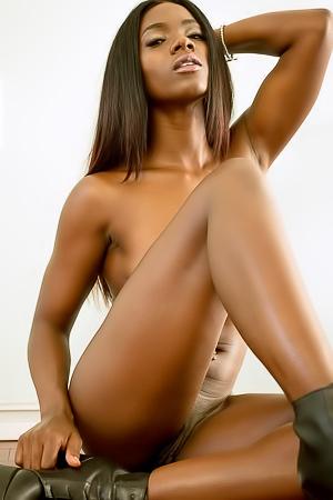 Ana Foxxx Sexy Ebony Slut Gets Fucked
