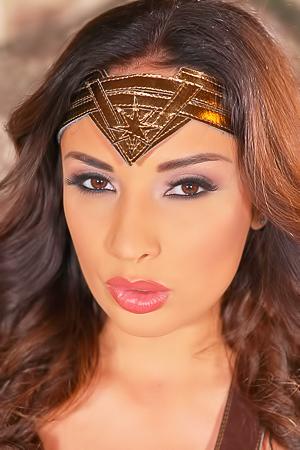 Anissa Kate The Best Fingering Wonder Woman