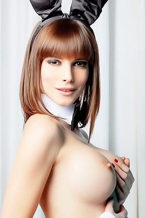 Bulgarian Bunny Angle Victoria Ananieva
