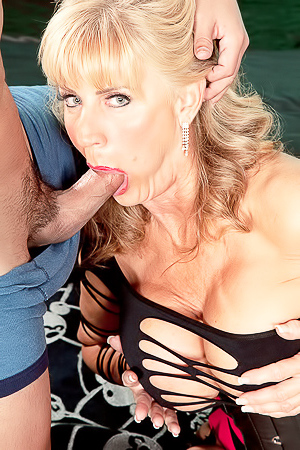 The 63-year-old Slut Gets Fucked