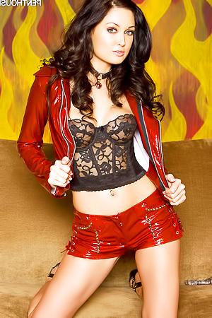 Sexy Devil Melissa Jacobs