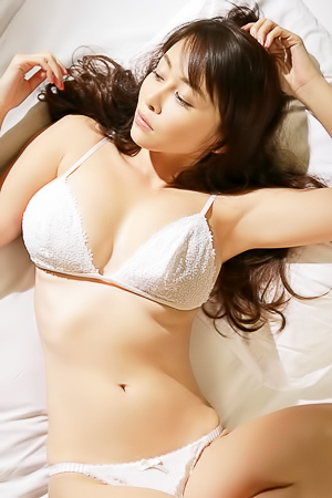 Big-Titted Oriental Girl