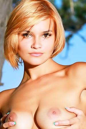 Art Nude Teen Dina P