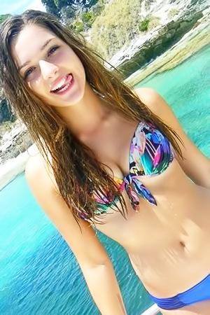 Hot Girlfriends Bikini Bodies