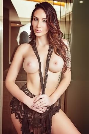 Krystal Lenkova Playboy Mexico