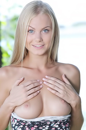 Gorgeous Looking Russian Girl Nancy A