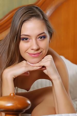 Sexy Brunette Cassandra
