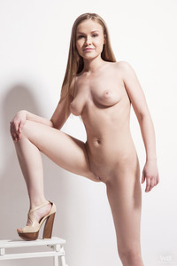 Angel B Sexy Teen Girl In Casting